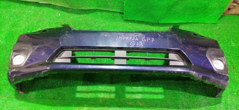 Бампер Subaru Impreza GP7 передний (б/у)