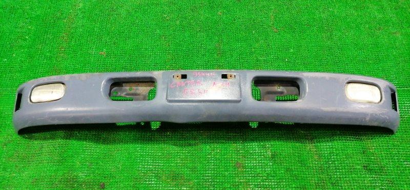 Бампер Mitsubishi Canter FB511 передний (б/у)