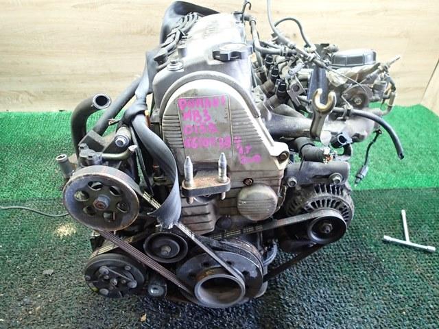 Двс Honda Domani MB3 D15B (б/у)