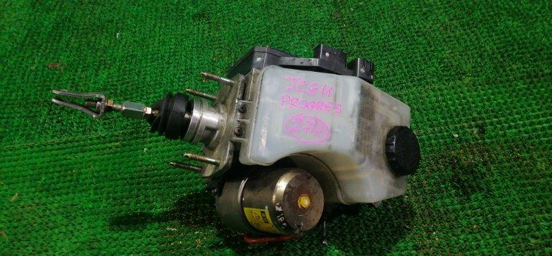 Главный тормозной цилиндр Toyota Progres JCG11 2JZ-GE (б/у)