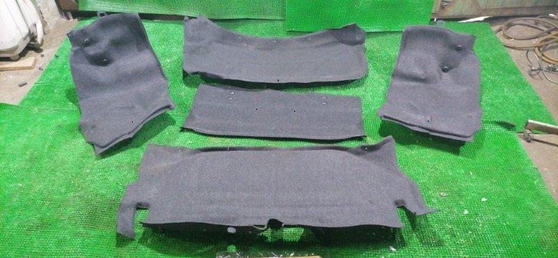 Обшивка багажника Toyota Mark Ii X90 (б/у)