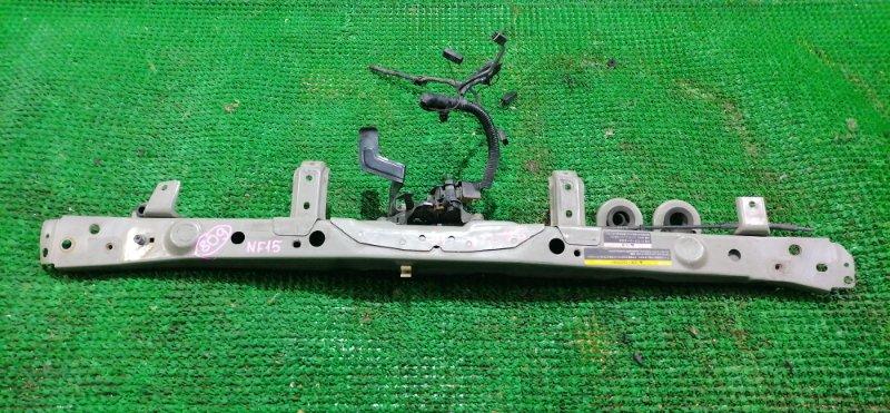 Планка замка капота Nissan Juke NF15 MR16T (б/у)