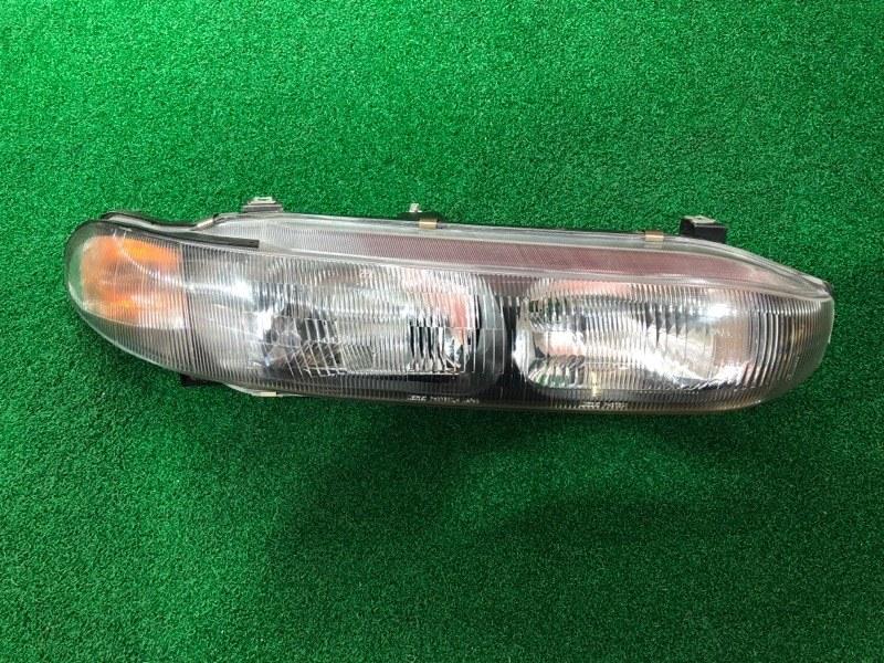 Фара Mitsubishi Galant E39A правая (б/у)