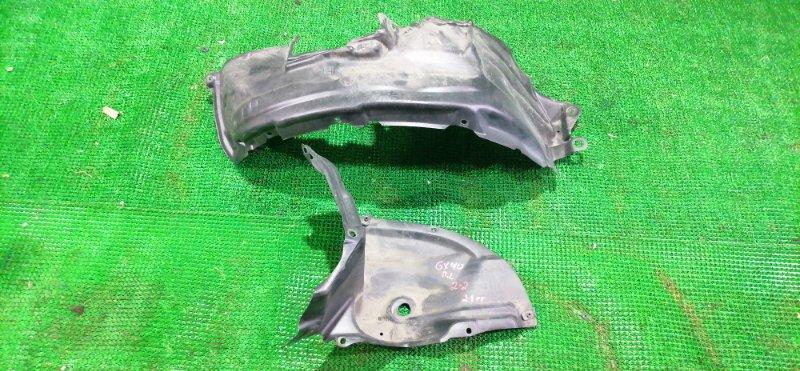 Подкрылок Toyota Mark Ii X90 передний левый (б/у)