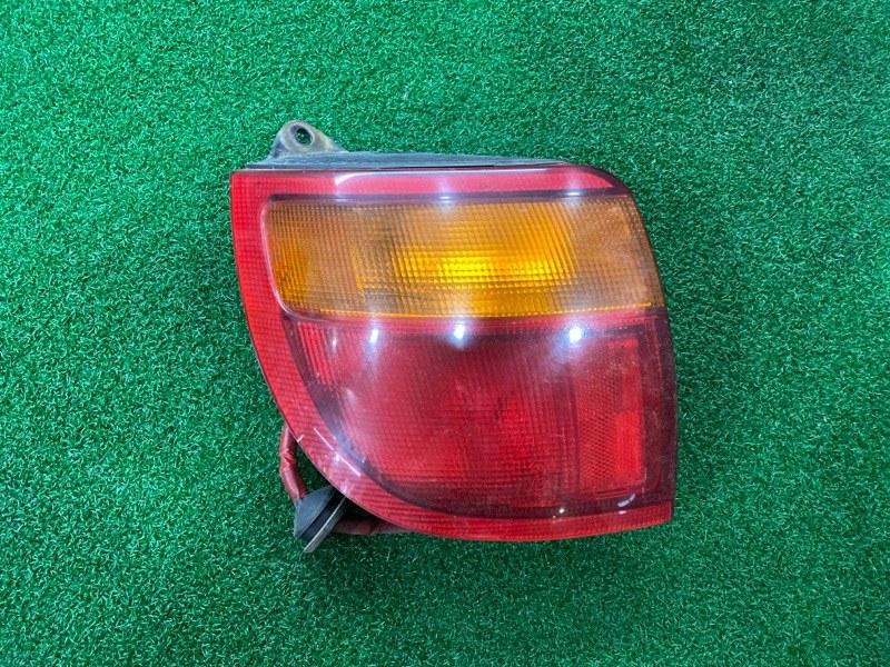 Стоп сигнал Toyota Caldina ET196 левый (б/у)