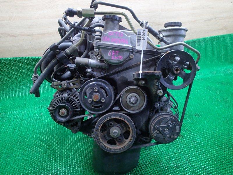 Двс Toyota Platz SCP11 1SZ-FE 2000 (б/у)