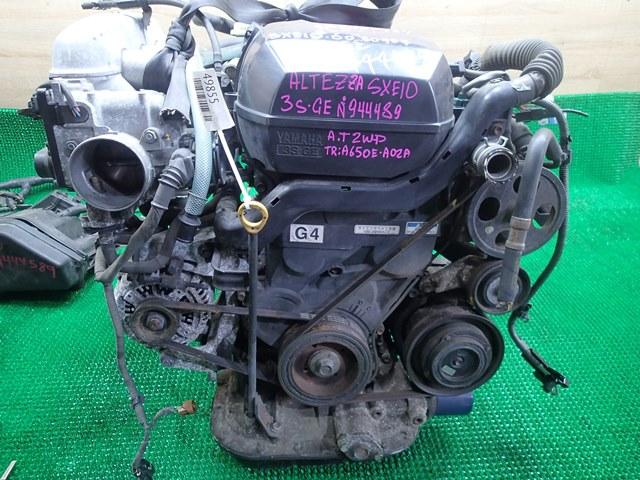 Двс Toyota Altezza SXE10 3S-GE 2003 (б/у)