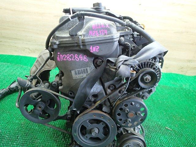 Двс Toyota Allex NZE124 1NZ-FE 2001 (б/у)