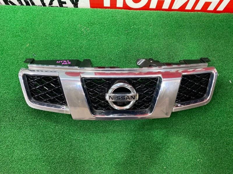 Решетка Nissan X-Trail NT31 (б/у)