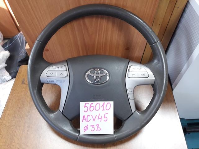 Руль Toyota Camry ACV45 (б/у)