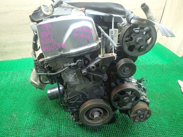 Двс Honda Crv RD4 K20A (б/у)