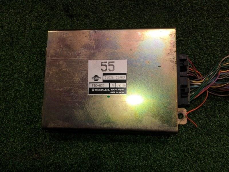 Блок управления автоматом Nissan Safari Y60 TD42 (б/у)