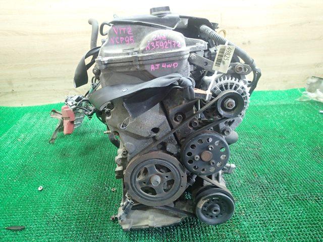 Двс Toyota Vitz NCP95 2NZ-FE 2005 (б/у)