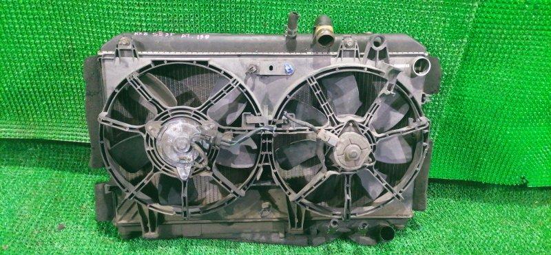 Радиатор Mazda Rx-8 SE3P 13B (б/у)