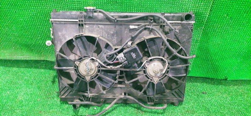 Радиатор Nissan Fuga PNY50 VQ35-DE (б/у)
