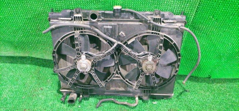 Радиатор Nissan X-Trail NT30 QR20-DE (б/у)