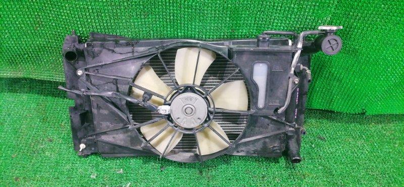 Радиатор Toyota Runx NZE124 1NZ-FE (б/у)
