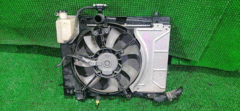 Радиатор Toyota Probox NCP160 1VR (б/у)