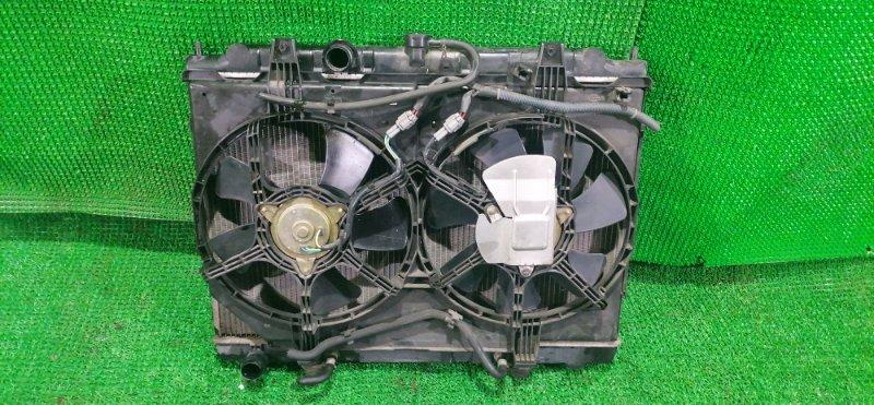 Радиатор Nissan Liberty RNM12 QR20-DE (б/у)