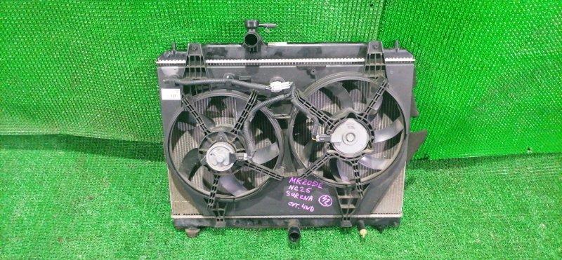 Радиатор Nissan Serena C25 MR20-DE (б/у)