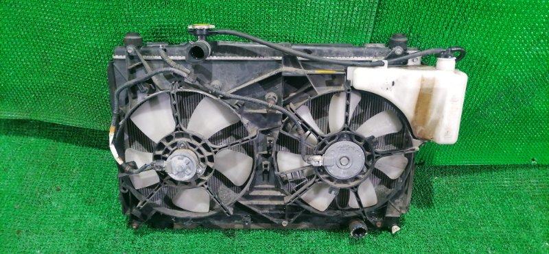 Радиатор Toyota Voxy ZRR75 3ZR (б/у)