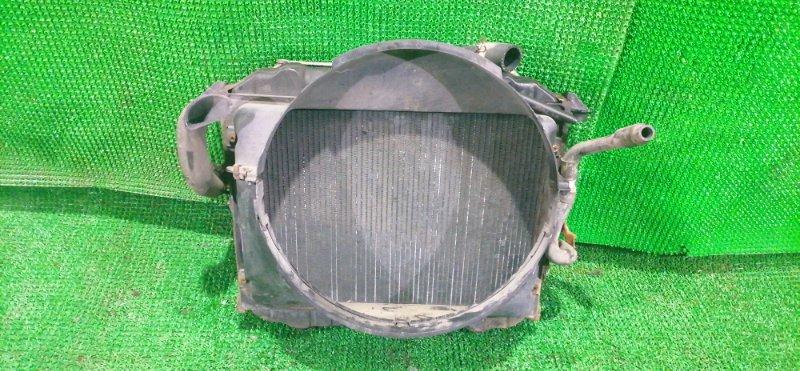 Радиатор Nissan Caravan E24 TD27 (б/у)