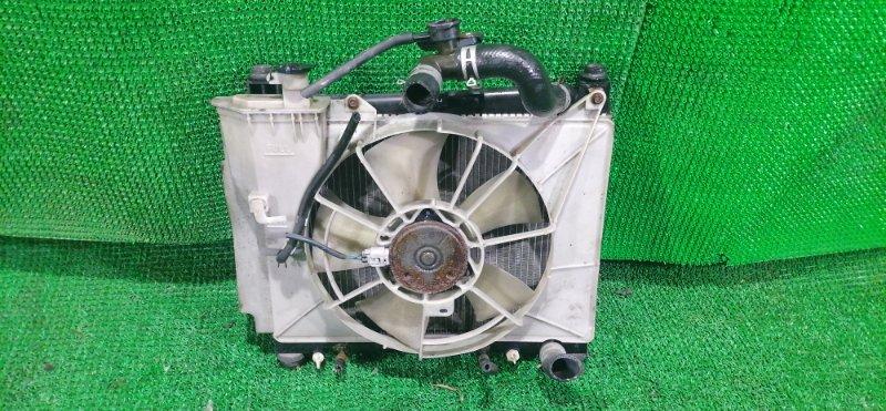 Радиатор Toyota Probox NCP59 1NZ (б/у)