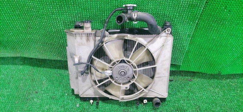 Радиатор Toyota Probox NCP58 1NZ-FE (б/у)