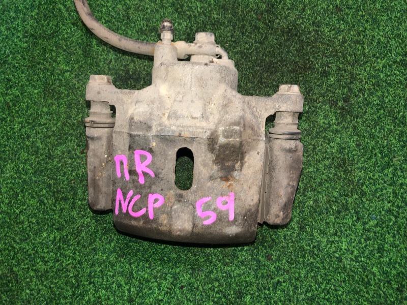 Суппорт Toyota Succeed NCP59 передний правый (б/у)