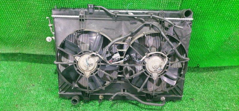 Радиатор Nissan Fuga PNY50 VQ35 (б/у)