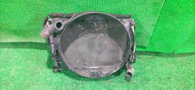 Радиатор Toyota Hiace KZH106 1KZ-TE (б/у)