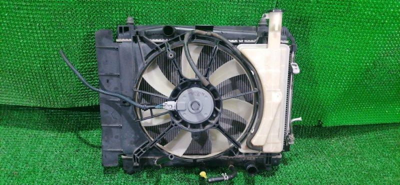 Радиатор Toyota Ractis NCP105 1NZ-FE (б/у)