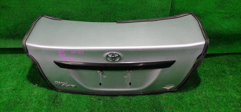 Крышка багажника Toyota Corolla Axio NZE164 1NZ-FE 2012 (б/у)