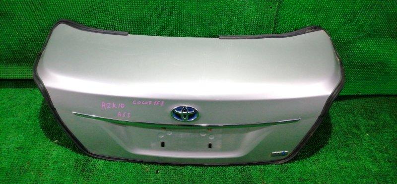 Крышка багажника Toyota Sai AZK10 2AZ-FXE 2010 (б/у)