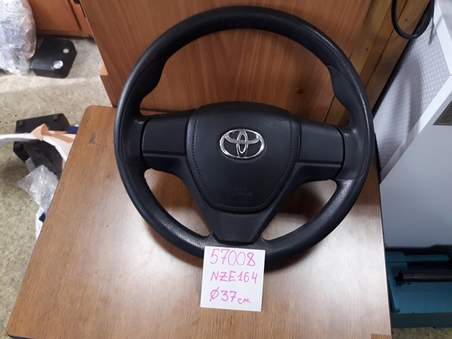 Руль Toyota Corolla Axio NZE164 1NZ-FE 2013 (б/у)