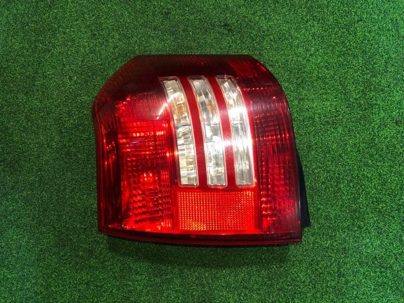 Стоп сигнал Toyota Allex NZE124 левый (б/у)