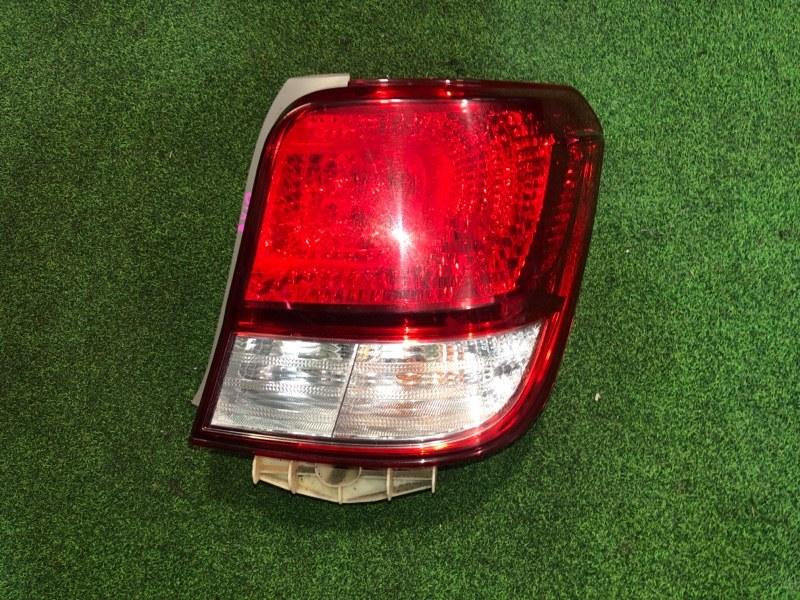 Стоп сигнал Toyota Corolla Axio NZE164 1NZ-FE 2013 правый (б/у)