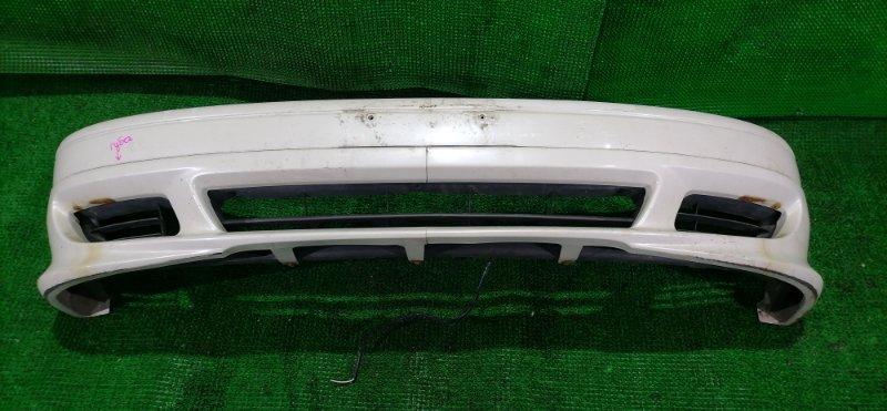 Бампер Toyota Estima TCR20 передний (б/у)