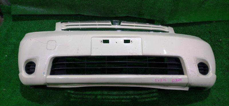 Бампер Toyota Raum NCZ20 передний (б/у)