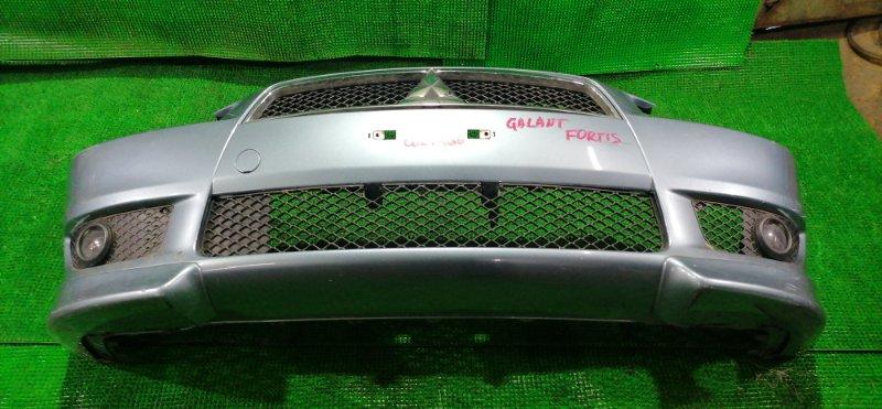 Бампер Mitsubishi Galant Fortis CY4A (б/у)