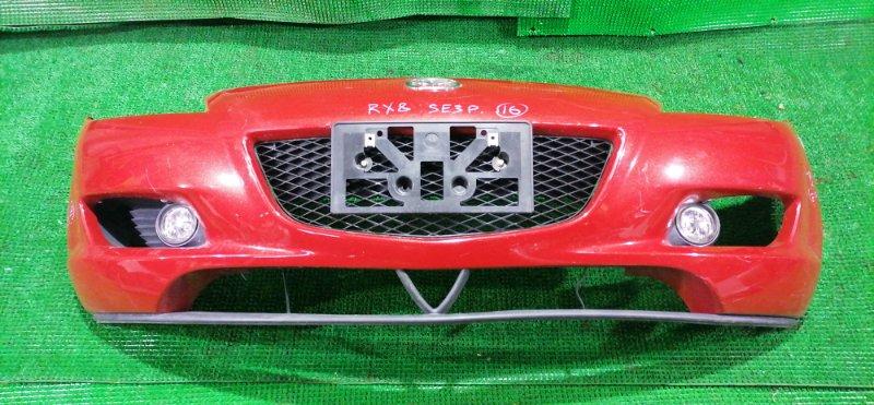 Бампер Mazda Rx-8 SE3P передний (б/у)