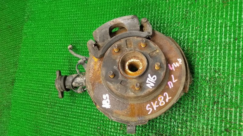 Ступица Mazda Bongo SK82MN передняя левая (б/у)