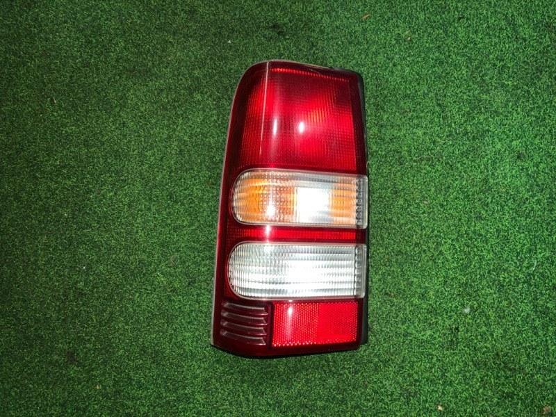 Стоп сигнал Mitsubishi Pajero Mini H57A левый (б/у)