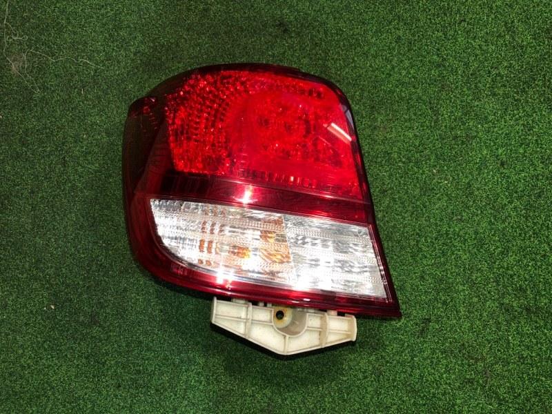 Стоп сигнал Toyota Corolla Axio NZE164 левый (б/у)