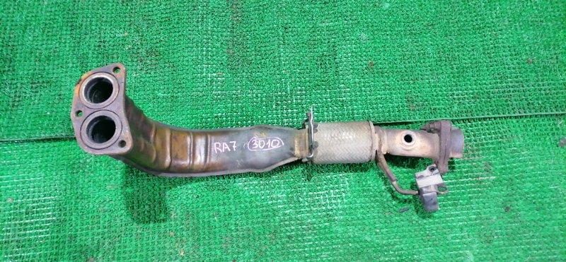 Приемная труба Honda Odyssey RA7 (б/у)