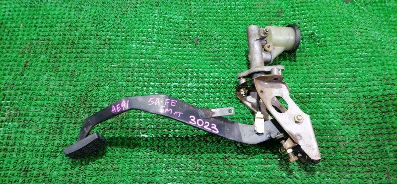 Педаль сцепления Toyota Corolla AE91 5A-FE (б/у)