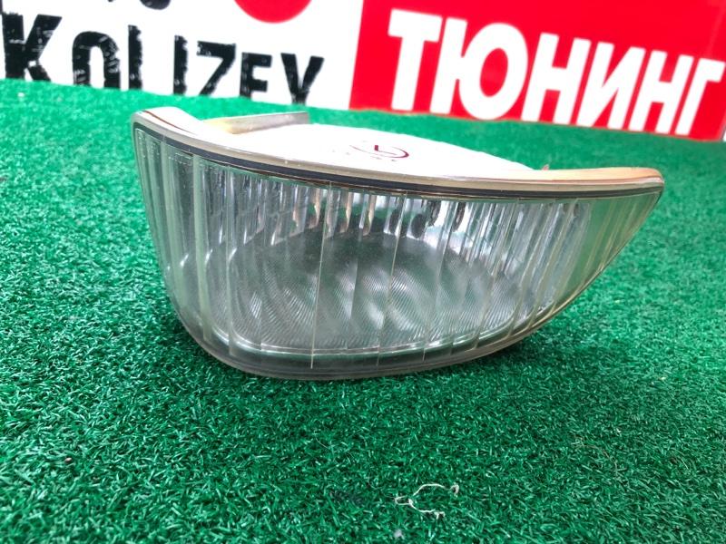 Туманка Toyota Crown Majesta UZS187 передняя левая (б/у)