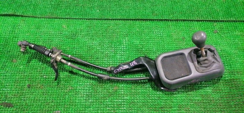 Тросик кпп Toyota Estima CXR20 3C-T (б/у)