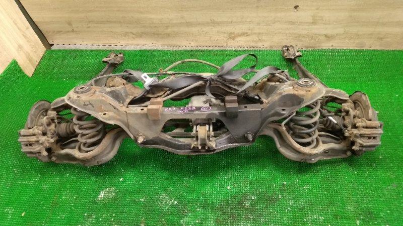 Балка подвески Honda Odyssey RA7 F23A задняя (б/у)