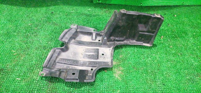 Защита двигателя Toyota Corolla Axio NZE164 1NZ-FE 2013 передняя правая (б/у)